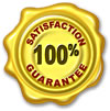 Chuckie Bags have a 100% satisfaction guarantee